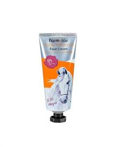 Крем для ног Visible Difference Foot Cream Jeju Mayu Farmstay