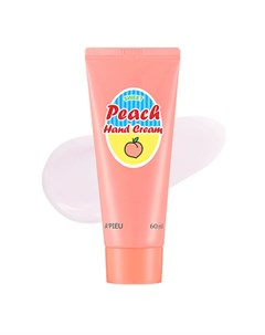 Крем для рук A Pieu Peach Hand Cream A'pieu