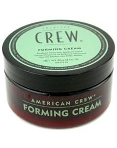 American crew крем универсальный со средней фиксацией и средним уровнем блеска forming cream 85 г