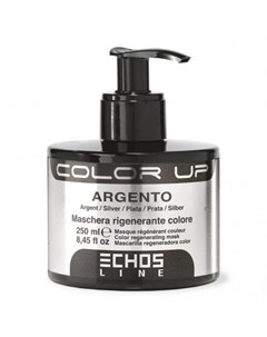Color up тонирующая маска argento 250мл серебристый Echosline