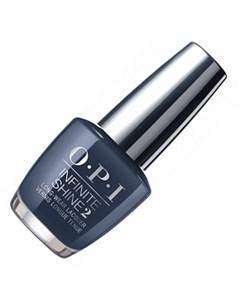 Opi infinite shine лак для ногтей less is norse 15 мл