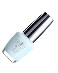Opi infinite shine лак для ногтей eternally turquoise 15 мл