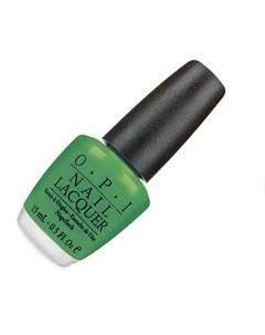 Opi лак для ногтей green wich village nlb69 15мл