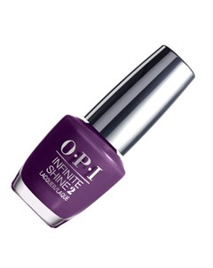 Opi infinite shine лак для ногтей endless purple pursuit 15 мл