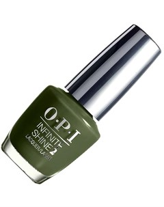 Opi infinite shine лак для ногтей oliver for green 15 мл