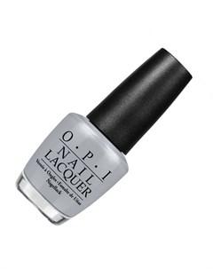 Opi лак для ногтей cement the deal 15 мл