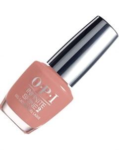 Opi infinite shine лак для ногтей hurry up and wait 15 мл