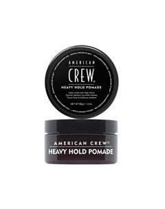 American crew помада для укладки волос сильной фиксации crew heavy hold pomade 85 г