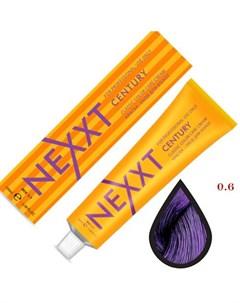 крем краска микстон 0 6 фиолетовый 100мл Nexxt
