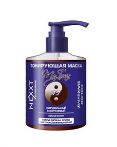 Тонирующая маска 7 7 натуральный коричневый 320 мл Nexxt