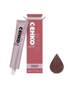 C ehko крем краска для волос 6 3 золотистый блондин 60мл Cehko