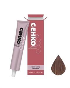 C ehko крем краска для волос 6 0 темный блондин 60мл Cehko