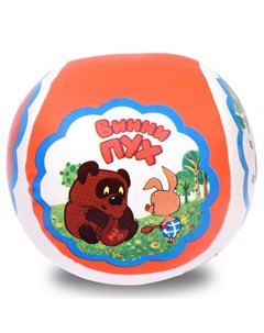 Мяч мягкий Винни Пух Союзмультфильм 10см Яигрушка