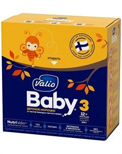 Молочный напиток Baby 3 сухой 350гр Valio