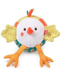 Интерактивная игрушка Курочка Ксюша Happy baby