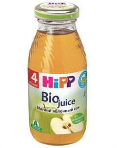 Сок Bio juice Яблочный мягкий 200мл Hipp