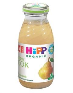 Сок Bio juice Грушевый с мякотью 200мл Hipp