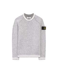 Шерстяной пуловер Stone island