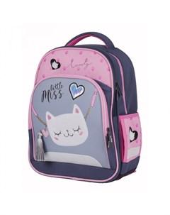 Ранец облегченный Flash Cat purse Berlingo
