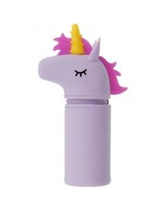Пенал мягкий Real unicorn Berlingo