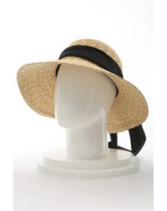 Шляпа соломенная Paccia