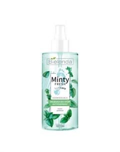 Антиперспирант для ног Minty Fresh Foot Care 150 мл Bielenda