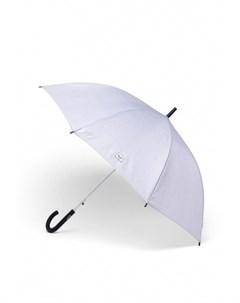 Зонт HERSCHEL Single Stage Umbrella Light Grey Crosshatch Peacoat Herschel
