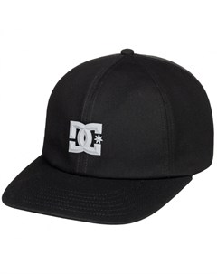 Кепка DC SHOES Sk8 Beveled Hat M Hats Black 2020 Dc shoes