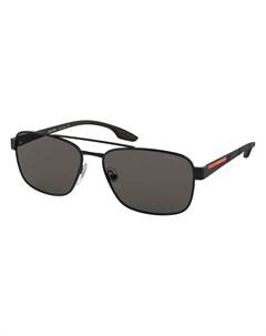 Солнцезащитные очки Linea Rossa PS 51US Prada