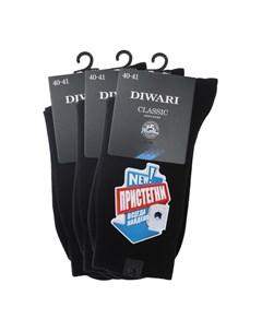 Носки мужские 3 пары Diwari