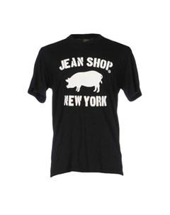 Футболка Jean shop