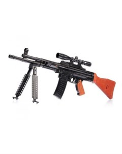 Игрушечное оружие Автомат с лазерным прицелом B01240 Хэппиленд
