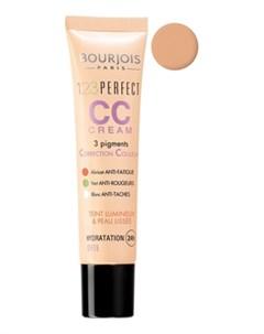 Тональный Крем Для Лица 123 Perfect Cc Cream 30 Мл 33 Rose beige Bourjois