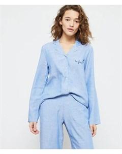 Пижамная рубашка с принтом SIBIL Etam