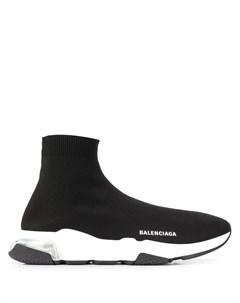 Кроссовки носки Speed LT Balenciaga