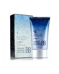 бб крем минеральный welcos lotus moisture solution mineral bb cream spf30 pa Welcos