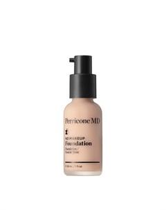 Тональная основа в оттенке Nude Perricone md