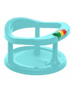 Сиденье детское для купания Полимербыт на присосах цвета в ассорт Polini-kids