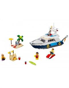 Конструктор Creator 31083 Лего Криэйтор Морские приключения Lego