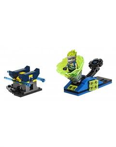 Конструктор Ninjago Бой мастеров кружитцу Джей Lego