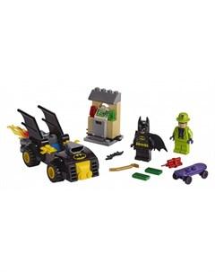 Конструктор Super Heroes Бэтмен и ограбление Загадочника Lego