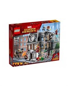 Конструктор Super Heroes Решающий бой в Санктум Санкторум Lego
