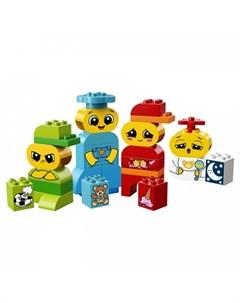 Конструктор Duplo My First Мои первые эмоции Lego