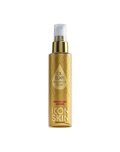 Масло эликсир для тела Hollywood Glow 100 мл Icon skin