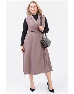 Платье сарафан с запахом Lacy