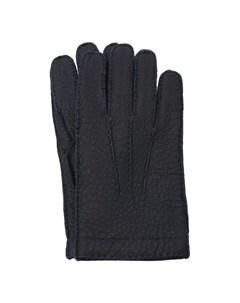 Кожаные перчатки Luciano barbera