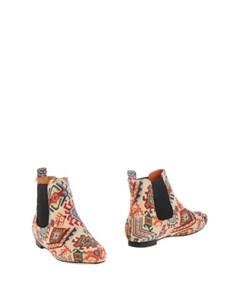 Полусапоги и высокие ботинки Bams