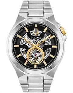 Японские наручные мужские часы Bulova
