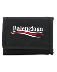 Квадратный кошелек для мелочи Explorer Balenciaga