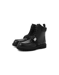 Кожаные ботинки Garavani Valentino